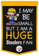 Pittsburgh Steelers Lil Fan Traditions Banner