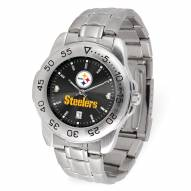 Pittsburgh Steelers Sport Steel Men's Watch