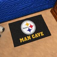Pittsburgh Steelers Man Cave Starter Mat