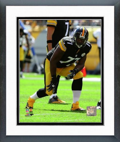 Pittsburgh Steelers Marcus Gilbert Action Framed Photo