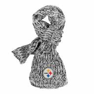Pittsburgh Steelers Marled Scarf