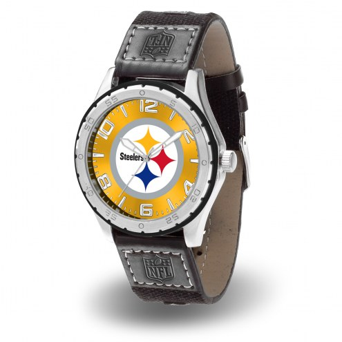 Pittsburgh Steelers Men's Gambit Watch