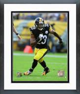 Pittsburgh Steelers Mike Mitchell Action Framed Photo