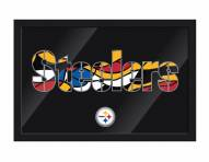 Pittsburgh Steelers Modern Framed Wall Art