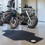 Pittsburgh Steelers Motorcycle Mat