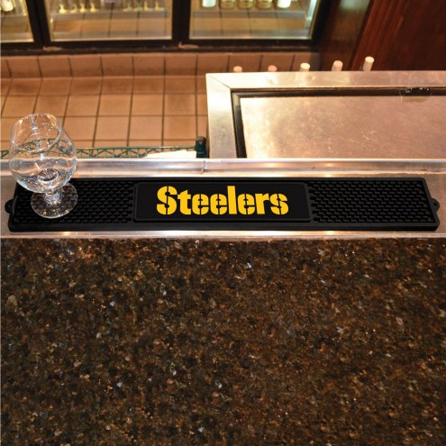 Pittsburgh Steelers NFL Bar Mat