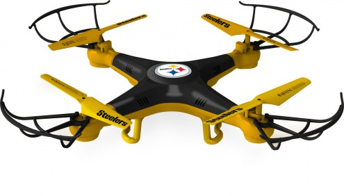 Pittsburgh Steelers NFL Kickoff Quadcopter Drone