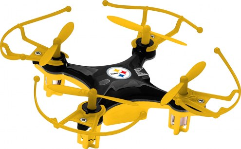 Pittsburgh Steelers NFL Micro Quadcopter Drone