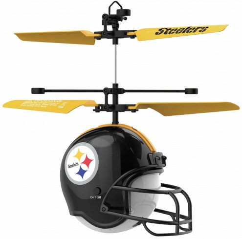 Pittsburgh Steelers NFL RC Helmet Flyer