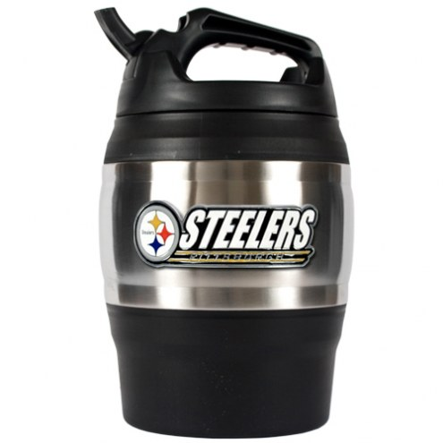Pittsburgh Steelers NFL 78 oz. Sport Cooler Jug