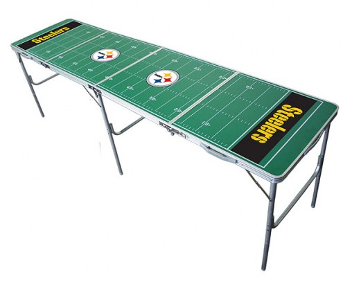 Pittsburgh Steelers NFL Tailgate Table