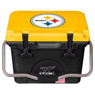 Pittsburgh Steelers ORCA 20 Quart Cooler