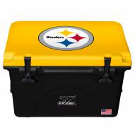 Pittsburgh Steelers ORCA 40 Quart Cooler