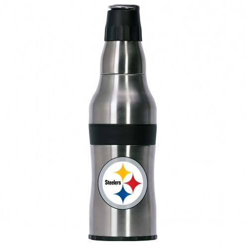 Pittsburgh Steelers ORCA Rocket Bottle/Can Holder