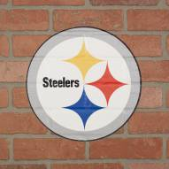 Pittsburgh Steelers Outdoor Logo Graphic