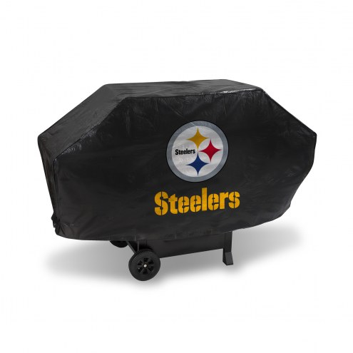 Pittsburgh Steelers Padded Grill Cover