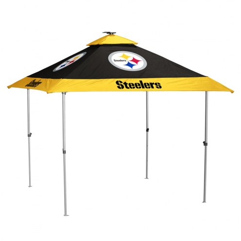 Pittsburgh Steelers Pagoda Tent with Lights