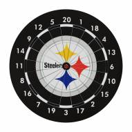Pittsburgh Steelers Paper Dartboard Gift Set