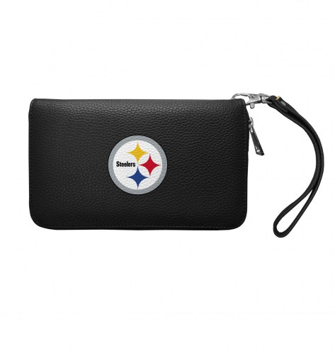 Pittsburgh Steelers Pebble Organizer Wallet