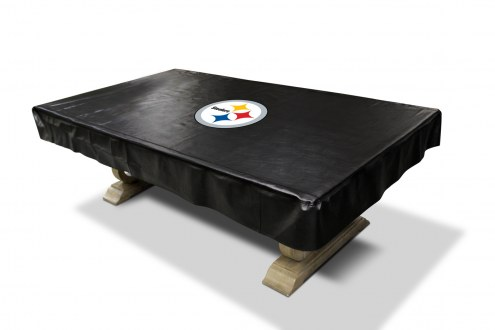 Pittsburgh Steelers Pool Table Cover