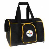 Pittsburgh Steelers Premium Pet Carrier Bag