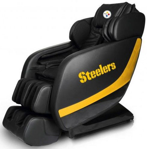 Pittsburgh Steelers Professional 3D Massage Chair