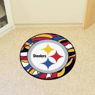 Pittsburgh Steelers Quicksnap Rounded Mat