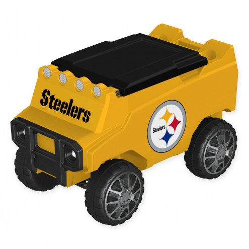 Pittsburgh Steelers Remote Control Rover Cooler