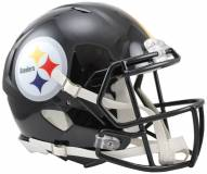 Pittsburgh Steelers Riddell Speed Full Size Authentic Football Helmet