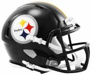 Pittsburgh Steelers Riddell Speed Mini Collectible Football Helmet