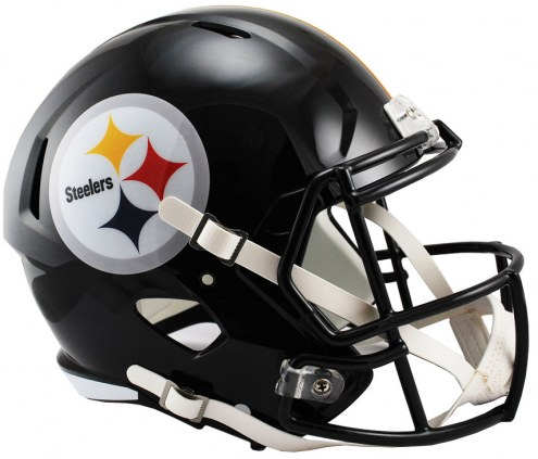 Pittsburgh Steelers Riddell Speed Collectible Football Helmet