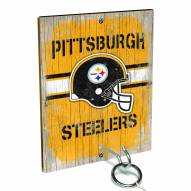 Pittsburgh Steelers Ring Toss Game