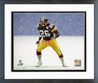 Pittsburgh Steelers Rod Woodson 1992 Action Framed Photo