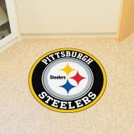 Pittsburgh Steelers Rounded Mat