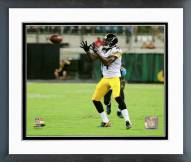 Pittsburgh Steelers Sammie Coates Action Framed Photo