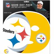Pittsburgh Steelers Set of 8 Game Day Faces