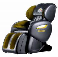 Pittsburgh Steelers Shiatsu Zero Gravity Massage Chair