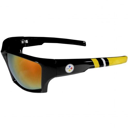 Pittsburgh Steelers Edge Wrap Sunglasses