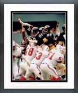 Pittsburgh Steelers Steel Curtain Framed Photo