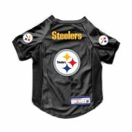 Pittsburgh Steelers Stretch Dog Jersey