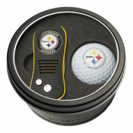 Pittsburgh Steelers Switchfix Golf Divot Tool & Ball