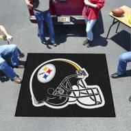 Pittsburgh Steelers Tailgate Mat