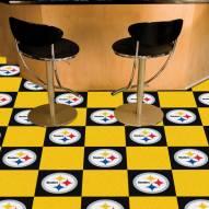 Pittsburgh Steelers Team Carpet Tiles
