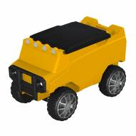 Pittsburgh Steelers Team Color Remote Control Rover Cooler
