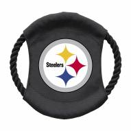 Pittsburgh Steelers Team Frisbee Dog Toy