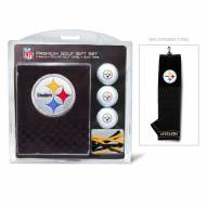 Pittsburgh Steelers Golf Gift Set