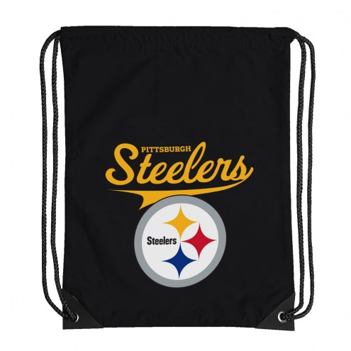 Pittsburgh Steelers Team Spirit Backsack