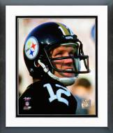 Pittsburgh Steelers Terry Bradshaw Super Bowl XIV 1980 Framed Photo