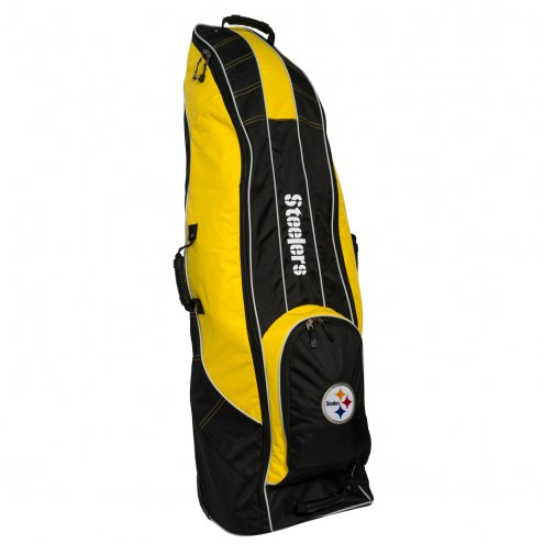 Pittsburgh Steelers Travel Golf Bag