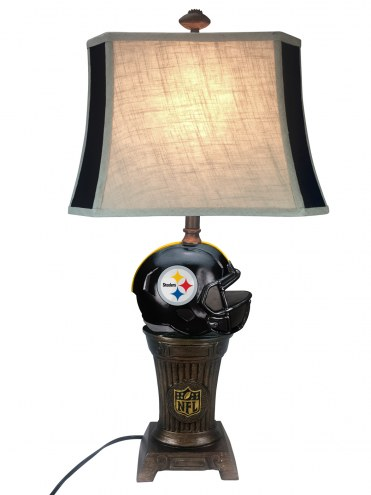 Pittsburgh Steelers Trophy Lamp